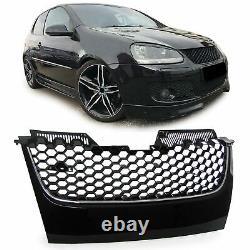 Vw Golf Mk5 Gti Black Honeycomb Debadged Grill Christmas Gift Frb78243025