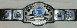 WCW World Class Tag Team Champion Wrestling Replica Belt 4mm top christmas gift