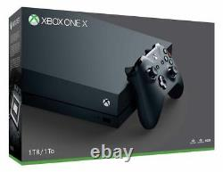 Xbox One X 1TB Console Christmas Gift For the Whole Family