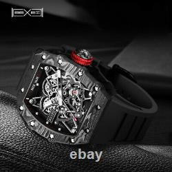 Xmas Gift BEXEI Industrial Sapphire Divers Watch Auto Mechanical Home Wristwatch