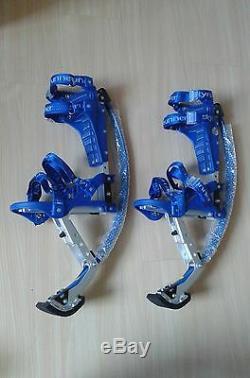 Xmas Gift Kangaroo Shoes Jump Stilts Spring Pogo Stilts Kid Junior 88-132lbs